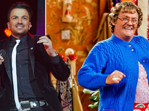 Peter Andre can't wait for his 'awesome' cameo to All Round To Mrs Brown's