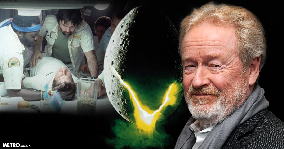 Ridley Scott is keen to make another three Alien prequels if Alien: Covenant is a success