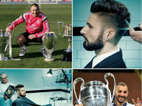Karim Benzema hints he's unhappy at Olivier Giroud being selected ahead of him for France