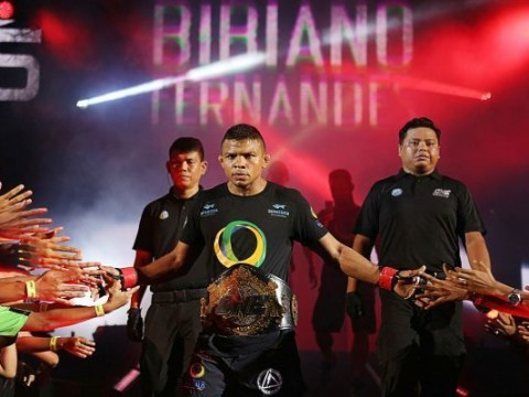 Bibiano Fernandes hints at ONE Championship event in Brazil