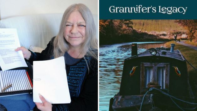 Blind author whose book was finished by forensic scientists dies just before its release
