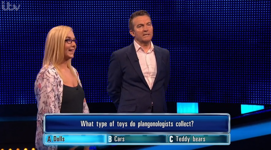 Did Bradley Walsh 'fix' The Chase by reading the questions too slowly?