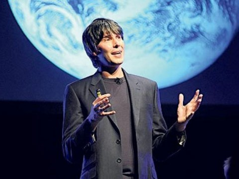 Professor Brian Cox is going to make his Postman Pat debut as a space expert obviously