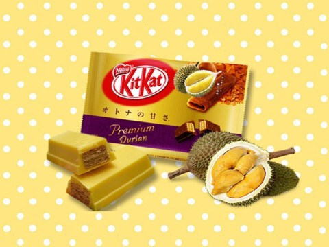 Durian flavoured Kit Kats could soon be a thing and we don't know how to feel