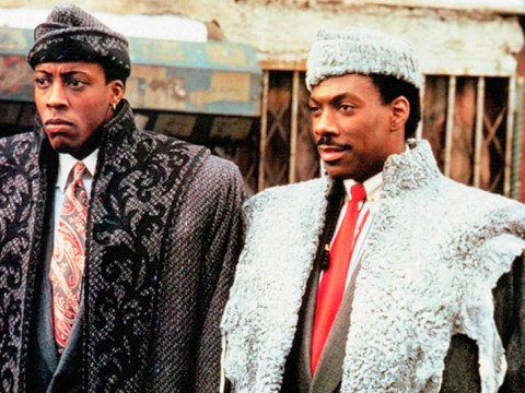 It's time to let your Soul Glo as Coming To America sequel is happening