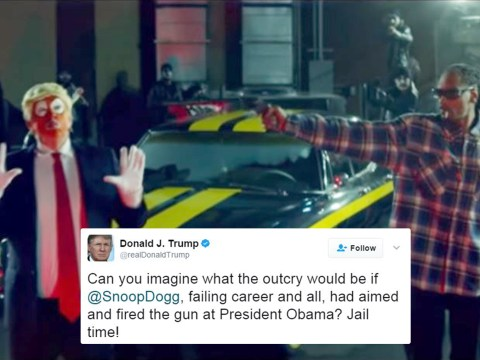 Fox News host suggests Snoop Dogg should be shot by Secret Service after Donald Trump video