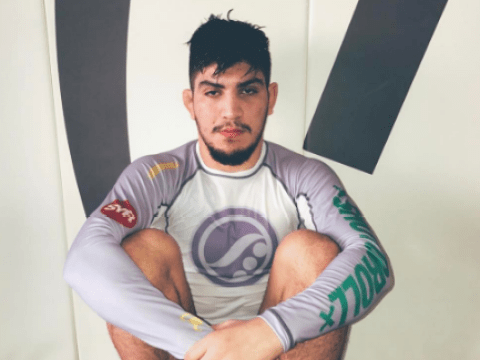 Dillon Danis claims he is the highest paid fighter in Bellator