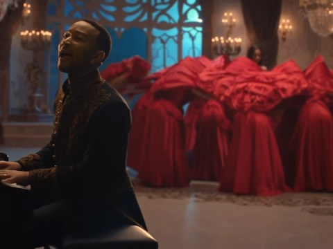 John Legend and Ariana Grande release video for Beauty And The Beast cover and fans are totally emotional