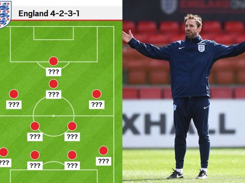 England's starting XI v Germany if based purely on Premier League form