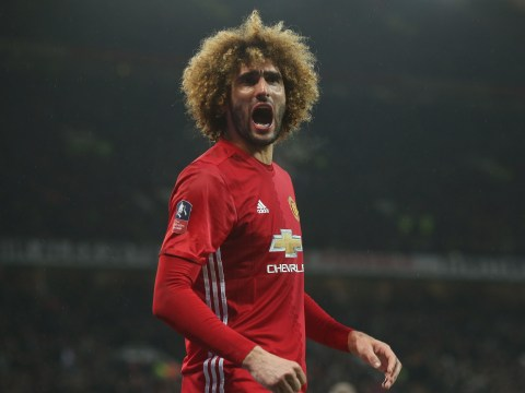 Manchester United star Marouane Fellaini offered to Chinese Super League club