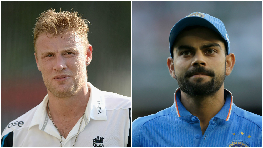 Freddie Flintoff: I would've loved a pop at India captain Virat Kohli – he's on another planet