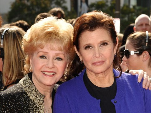 Debbie Reynolds' son gives emotional speech about mother's final words at public memorial