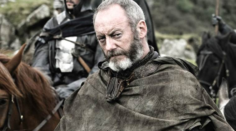 Liam Cunningham plays Ser Davos in the show (Picture: HBO)
