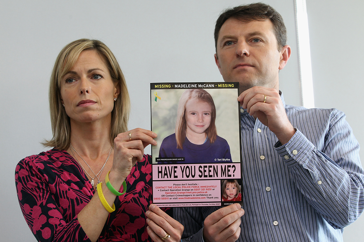 Kate McCann threatens legal action on anyone who posts Madeleine book online