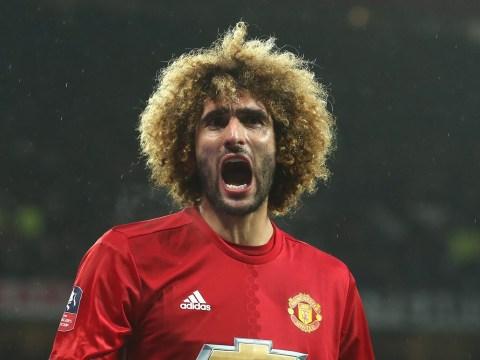 Manchester United fans rage as Marouane Fellaini is named captain against Sunderland