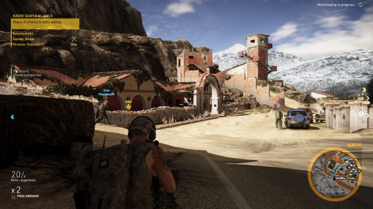 Here's why Tom Clancy's Ghost Recon Wildlands is much better