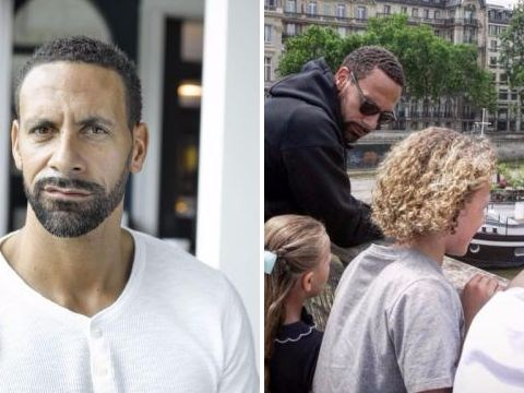 Rio Ferdinand thanks fans for the overwhelming support following his documentary Being Mum And Dad