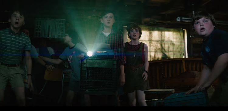 Stephen King's It reboot trailer promises to horrify fans all over again
