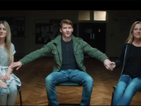 James Blunt brilliantly pokes fun at himself in this advert for his new album