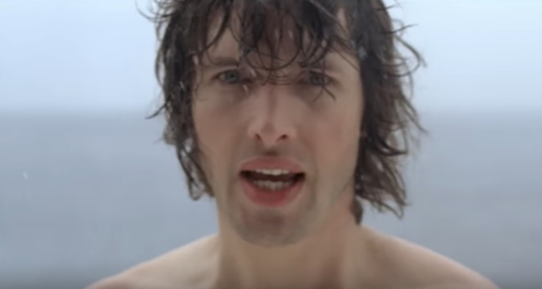 James Blunt says if you like You're Beautiful you're 'f****d up'