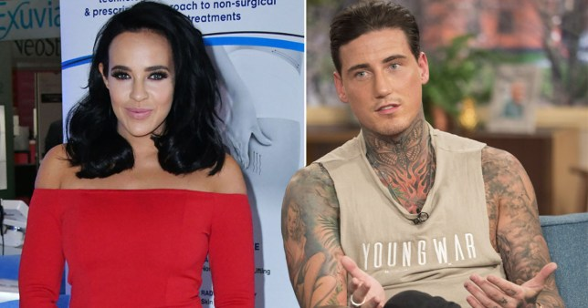 Jeremy McConnell being investigated by police over assault claims after Stephanie Davis posts picture of bruised legs