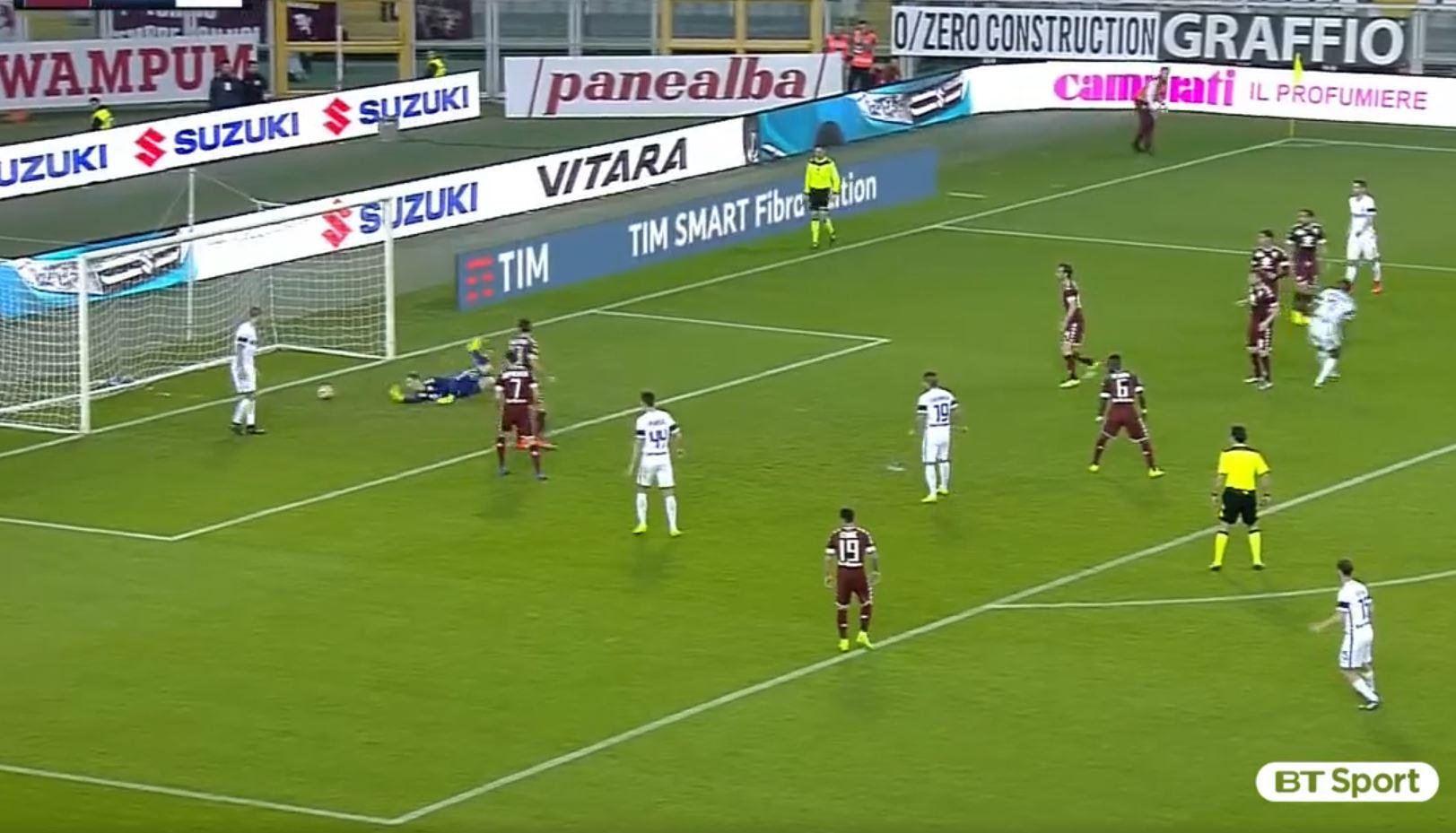 Joe Hart at fault for both goals in shocking Torino performance