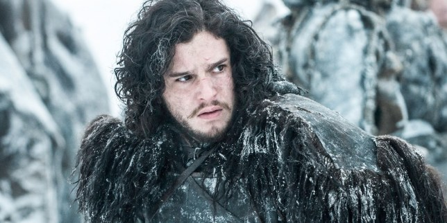 Kit Harington says he's got no idea what's gong to happen at the very end of Game Of Thrones (Picture HBO)