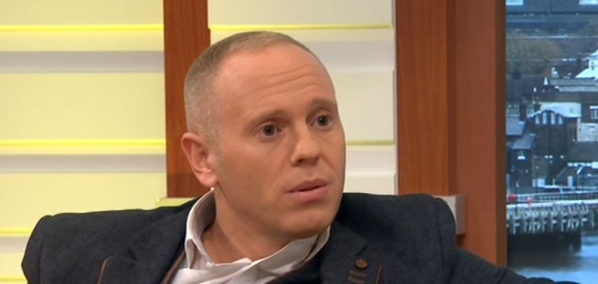Judge Rinder blasts Susanna Reid as she interrupts his cosy chat with Piers Morgan: 'Don't interfere here'