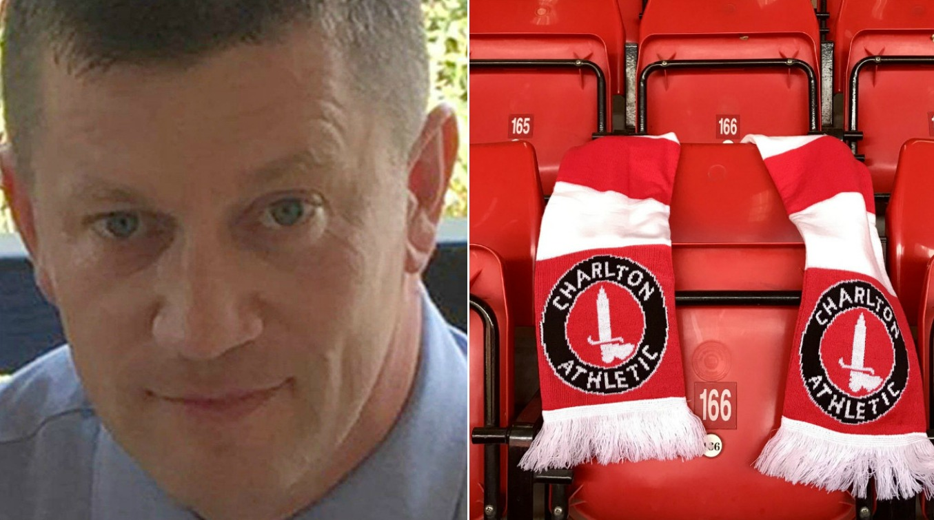 Charlton Athletic pay touching tribute to Addicks fan PC Keith Palmer after he was murdered in London terror attack