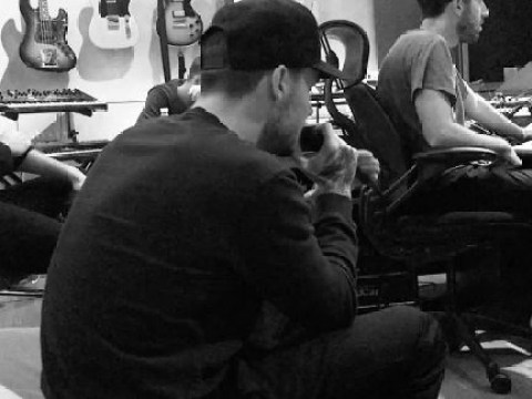 Liam Payne's latest 'back in the studio' pic enrages fans as Cheryl reacts