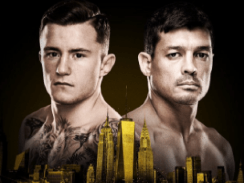 James Gallagher to make American debut in Madison Square Garden at Bellator 180