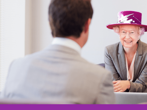 Time to dust off your CV: The Queen is hiring