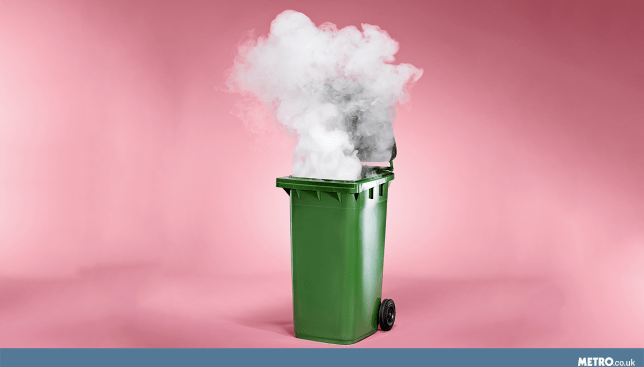 Children are 'getting high by sniffing burning wheelie bins' | Metro