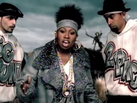 It's taken 15 years but someone has finally decoded that bit Missy Elliot mumbles in Work It
