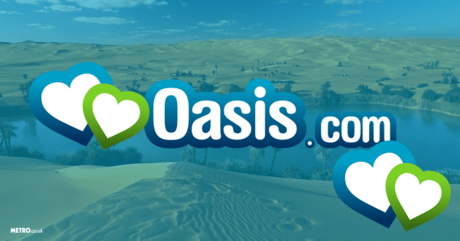 Oasis dating: the super successful dating site that you've never heard