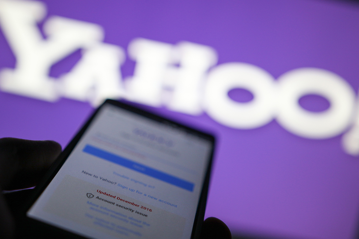 Russian spies charged over Yahoo cyber attack