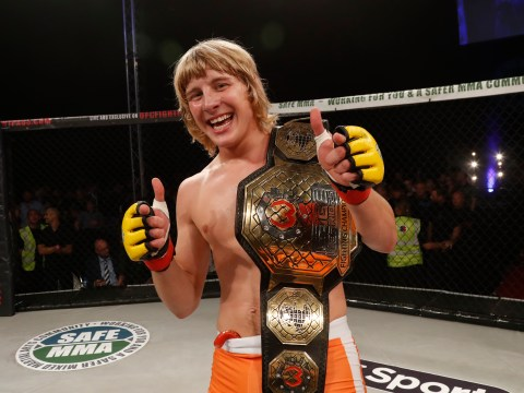 Paddy Pimblett ready make winning return to spark run at Cage Warriors lightweight title