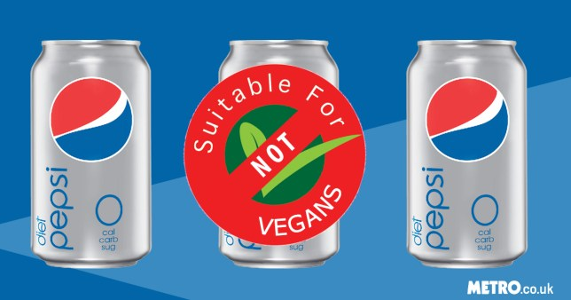 PepsiCo won't reveal what makes Diet Pepsi non-vegan | Metro