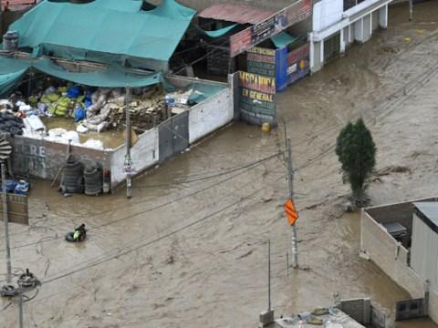 Severe floods kill dozens in Peru after heaviest rain in decades