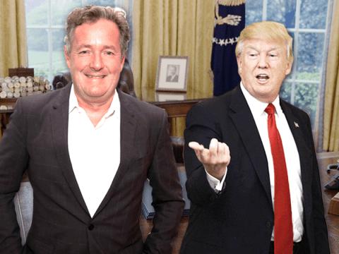 Piers Morgan to become President Donald Trump's Showbusiness Advisor