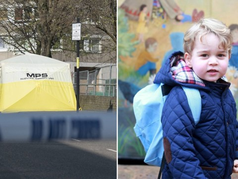 Man stabbed to death 250 yards from Prince George's new school