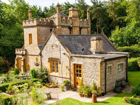 You can now buy the UK's smallest castle for a mere £550,000