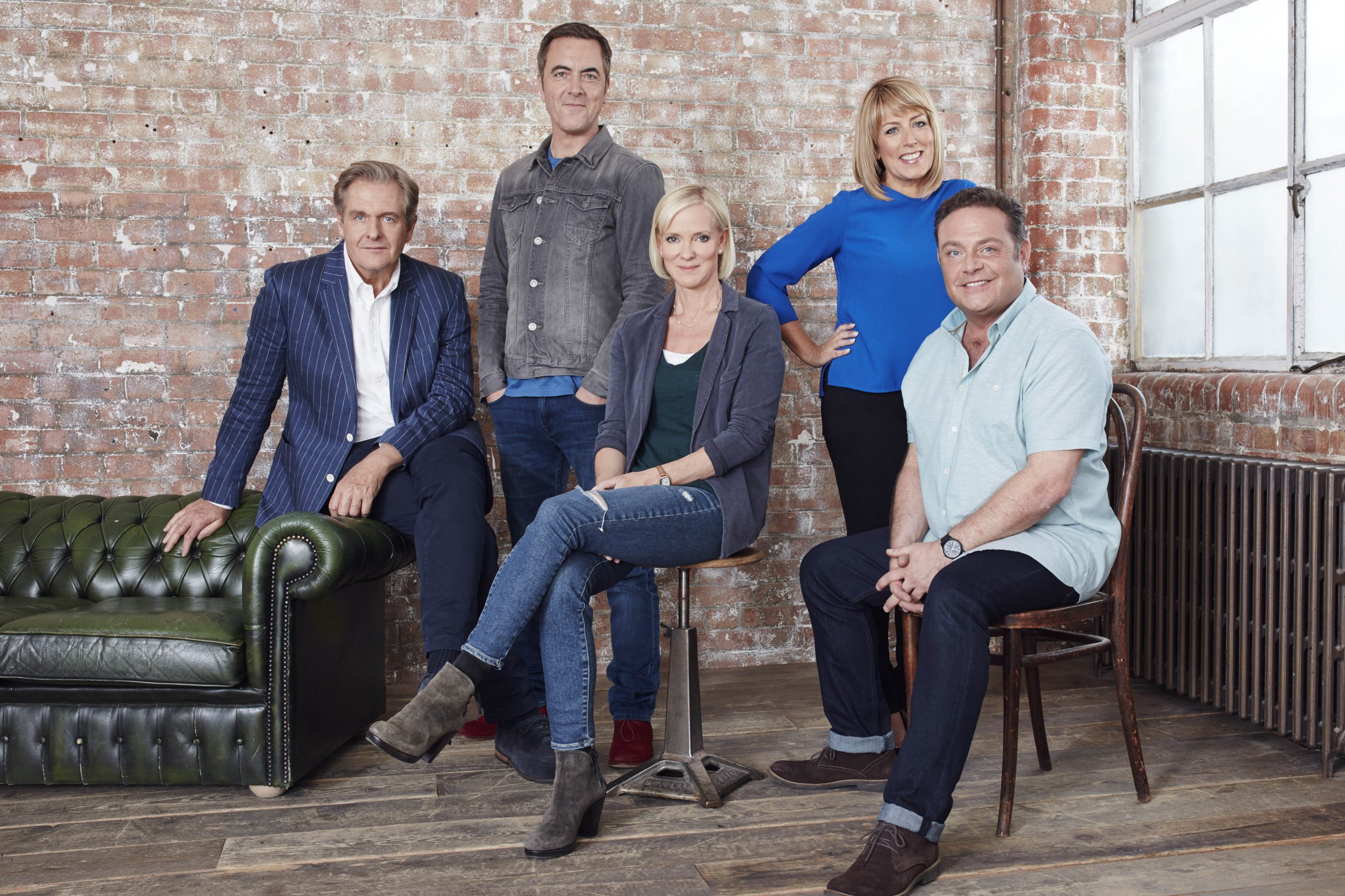 John Thomson confirms Cold Feet series 7 will be back this September