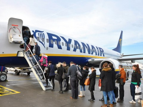 If you're flying with Ryanair this week, you need to check in today