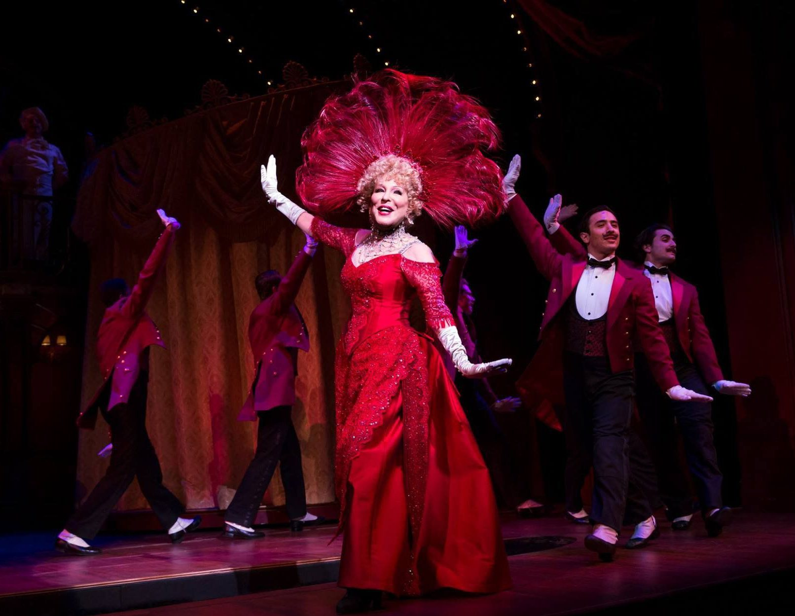 Bette Midler and Girls' Andrew Rannells lead 2017 Tony Nominations