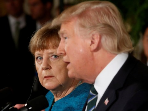 Donald Trump 'handed Germany a £300bn invoice for unpaid Nato contributions'