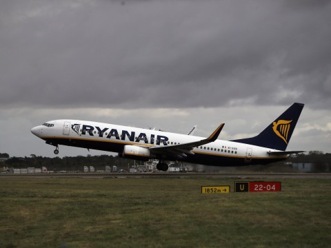 Ryanair selling flights for £3 – but you have to book now