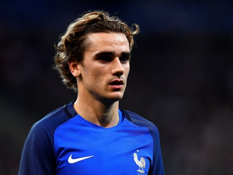 Antoine Griezmann denied France goal as new video referee overrules decision