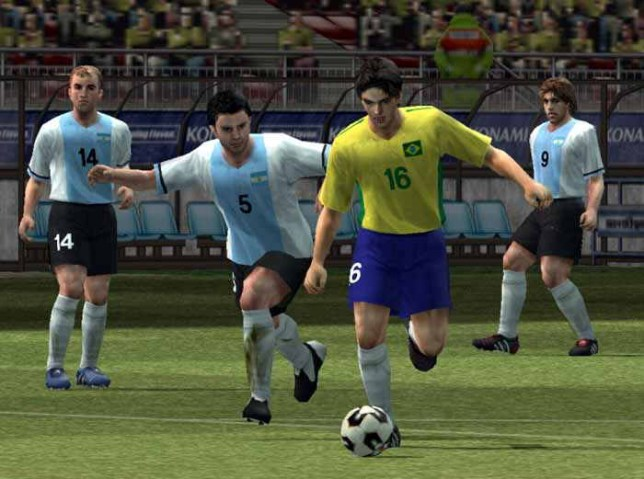 PES 5 - were you ever the best?