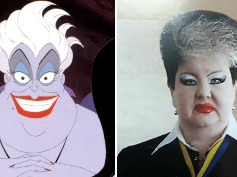 Judge mocked for 'looking like Ursula from Disney's Little Mermaid'